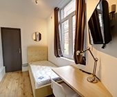 Chambre Simple 002 - Lille