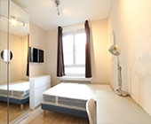 Chambre double 502 - Lille