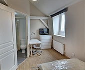 Chambre Double 302 - Lille