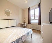 Chambre double 504 - Lille